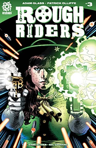 Rough Riders #3