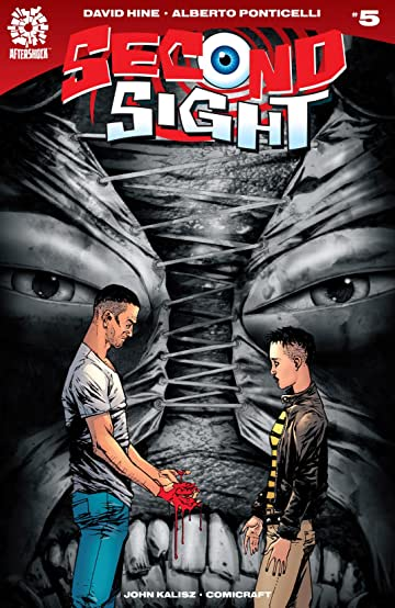 Second Sight #5