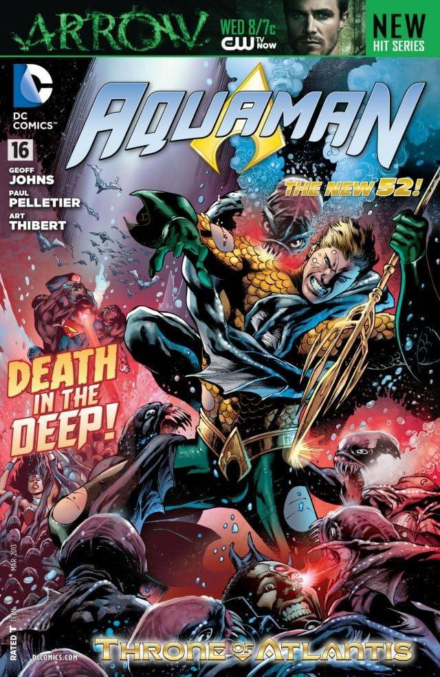 Aquaman (2011-2016) #16