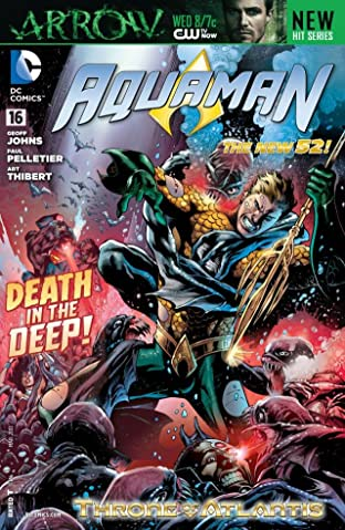 Aquaman (2011-2016) No.16