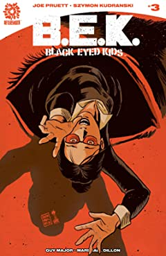 Black-Eyed Kids #3