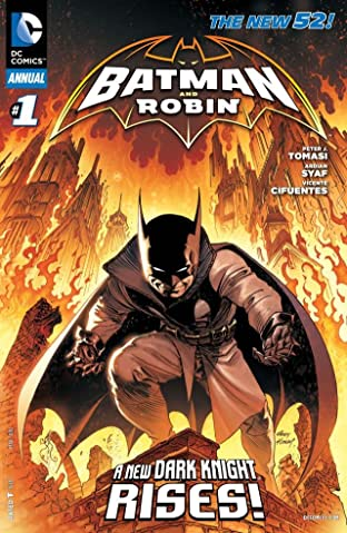Batman and Robin (2011-2015) #1: Annual