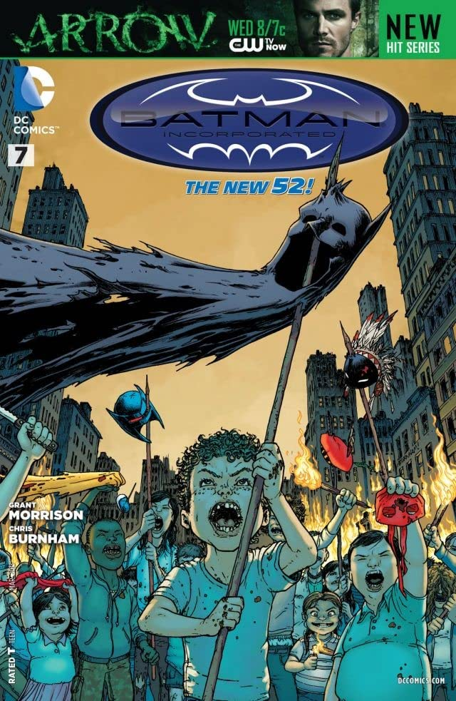 Batman Incorporated (2012-2013) #7