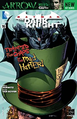 Batman: The Dark Knight (2011-2014) #16