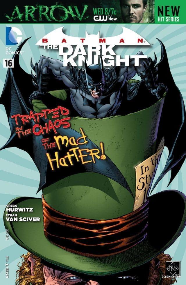 Batman: The Dark Knight (2011-2014) #16