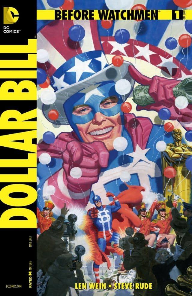 Before Watchmen: Dollar Bill #1