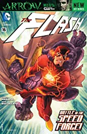 The Flash (2011-2016) #16