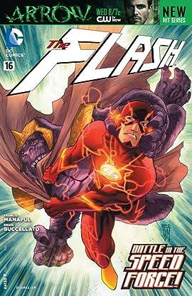 The Flash (2011-2016) #16
