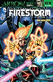 The Fury of Firestorm: The Nuclear Men (2011-2013) #16
