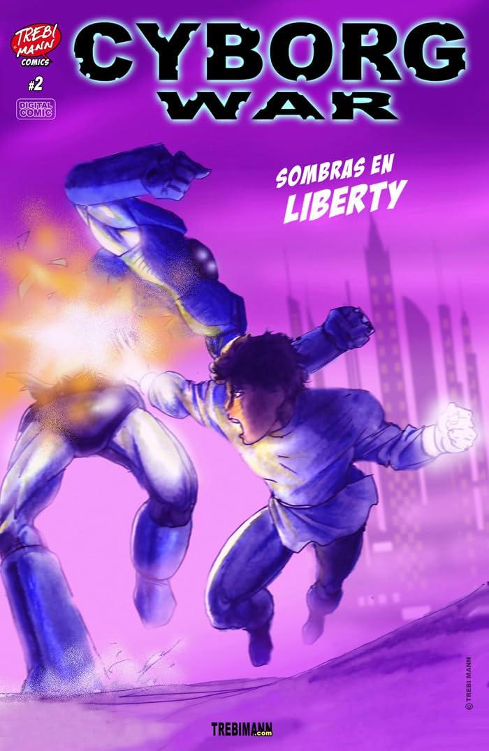 Cyborg War #2