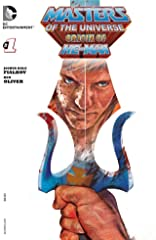 Masters of the Universe: Origin of He Man #1