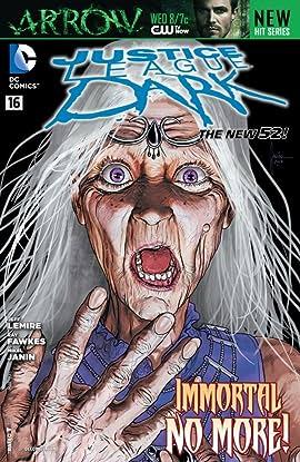 Justice League Dark (2011-2015) #16