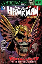 The Savage Hawkman (2011-2013) #16