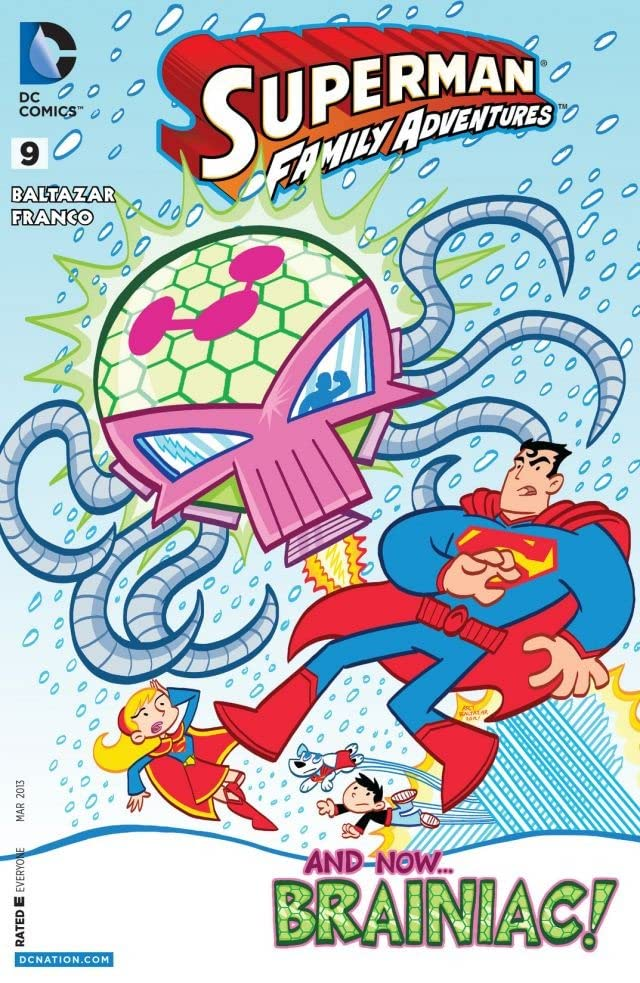 Superman Family Adventures #9
