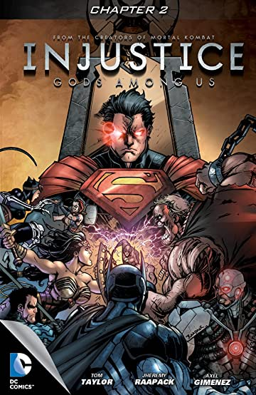 Injustice: Gods Among Us (2013) #2