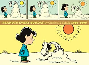 Peanuts Every Sunday Vol. 4: 1966–1970