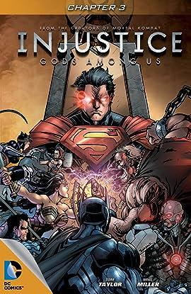 Injustice: Gods Among Us (2013) #3