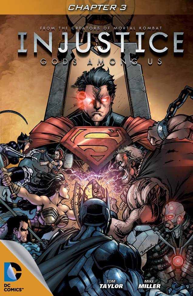 Injustice: Gods Among Us (2013) #3