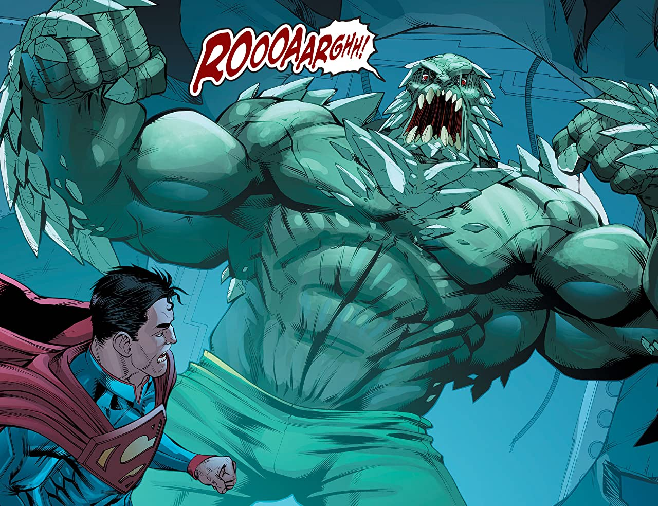 Injustice: Gods Among Us (2013) No.3
