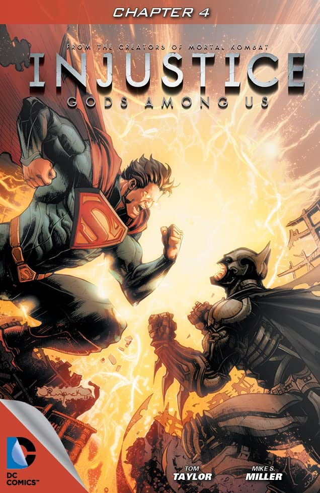 Injustice: Gods Among Us (2013) No.4
