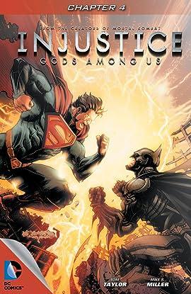 Injustice: Gods Among Us (2013) #4