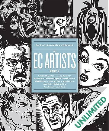 The Comics Journal Library Vol. 10: The EC Artists Part 2