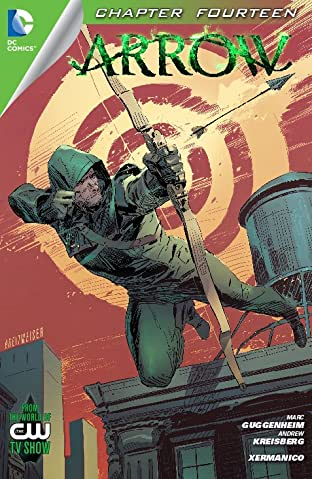 Arrow (2012-2013) No.14