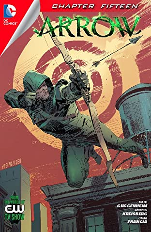 Arrow (2012-2013) No.15