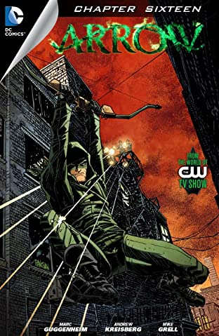 Arrow (2012-2013) No.16