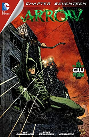 Arrow (2012-2013) No.17