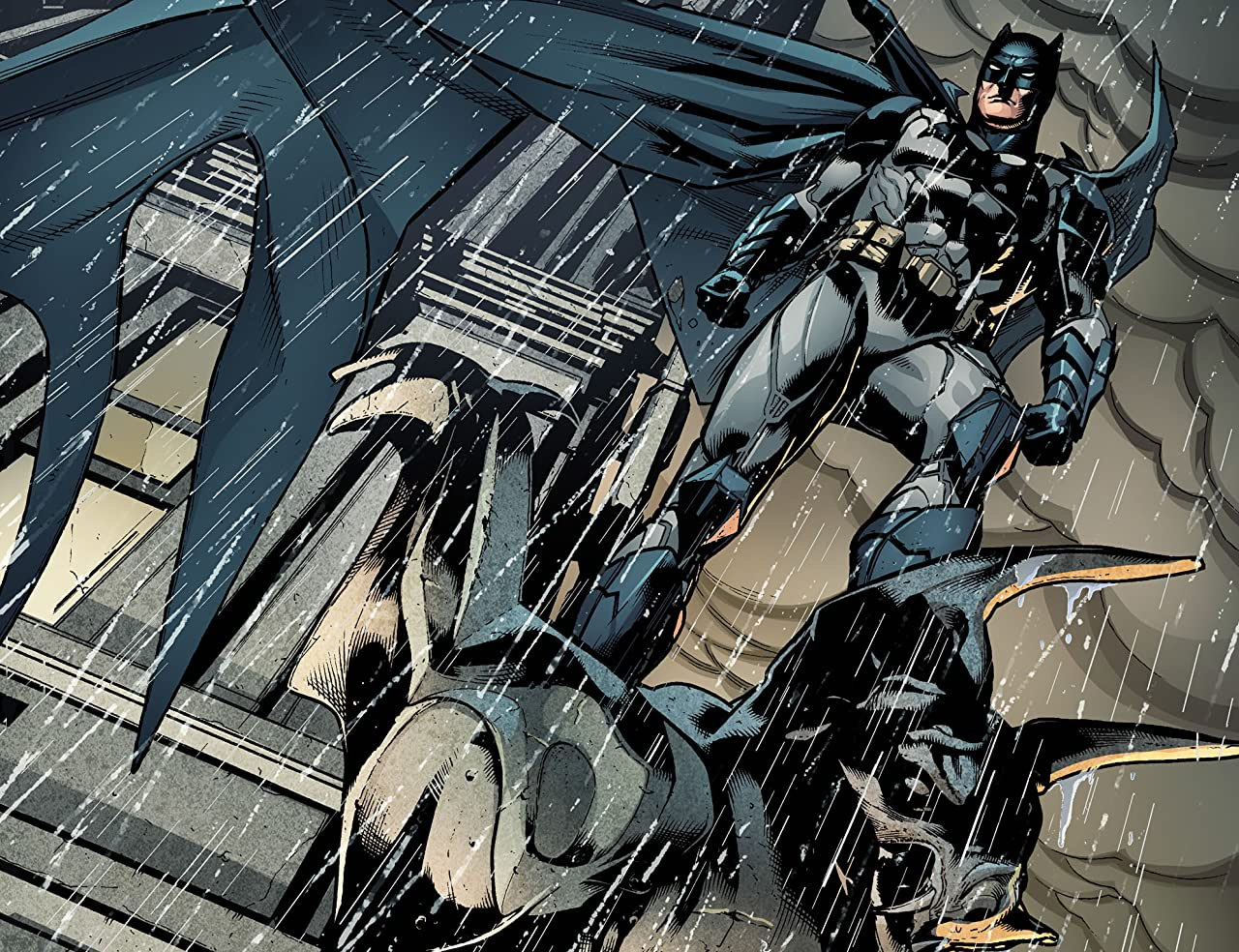 Legends of the Dark Knight (2012-2015) #32