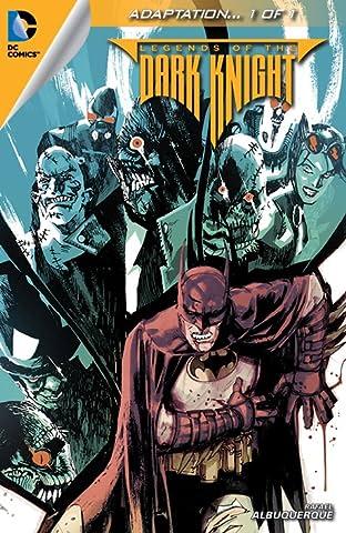 Legends of the Dark Knight (2012-2015) #33