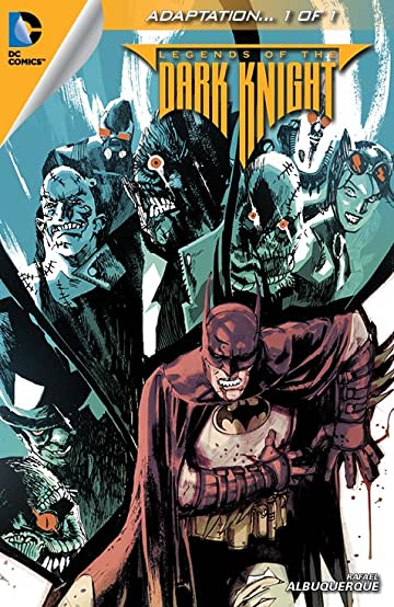 Legends of the Dark Knight (2012-2015) #33