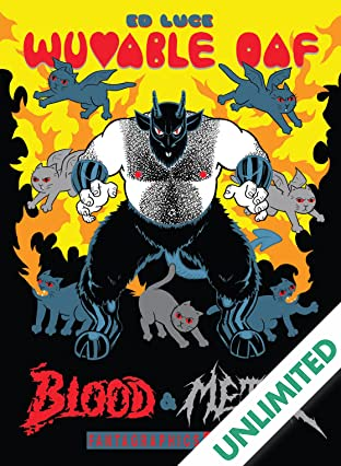 Wuvable Oaf: Blood & Metal
