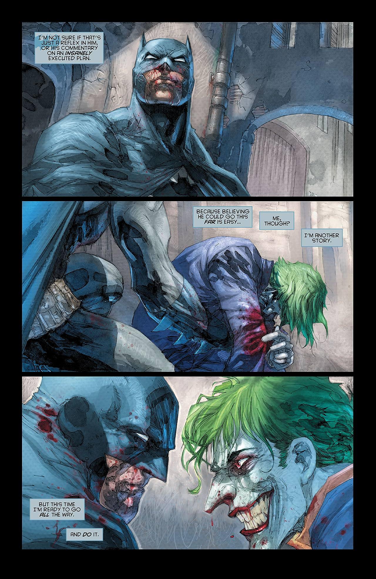Batman: Europa (2015-2016)