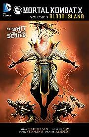 Mortal Kombat X (2015) Vol. 3: Blood Island
