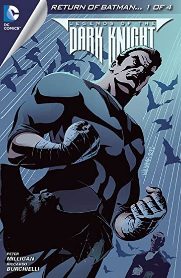 Legends of the Dark Knight (2012-2015) #34