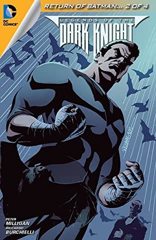 Legends of the Dark Knight (2012-2015) #35