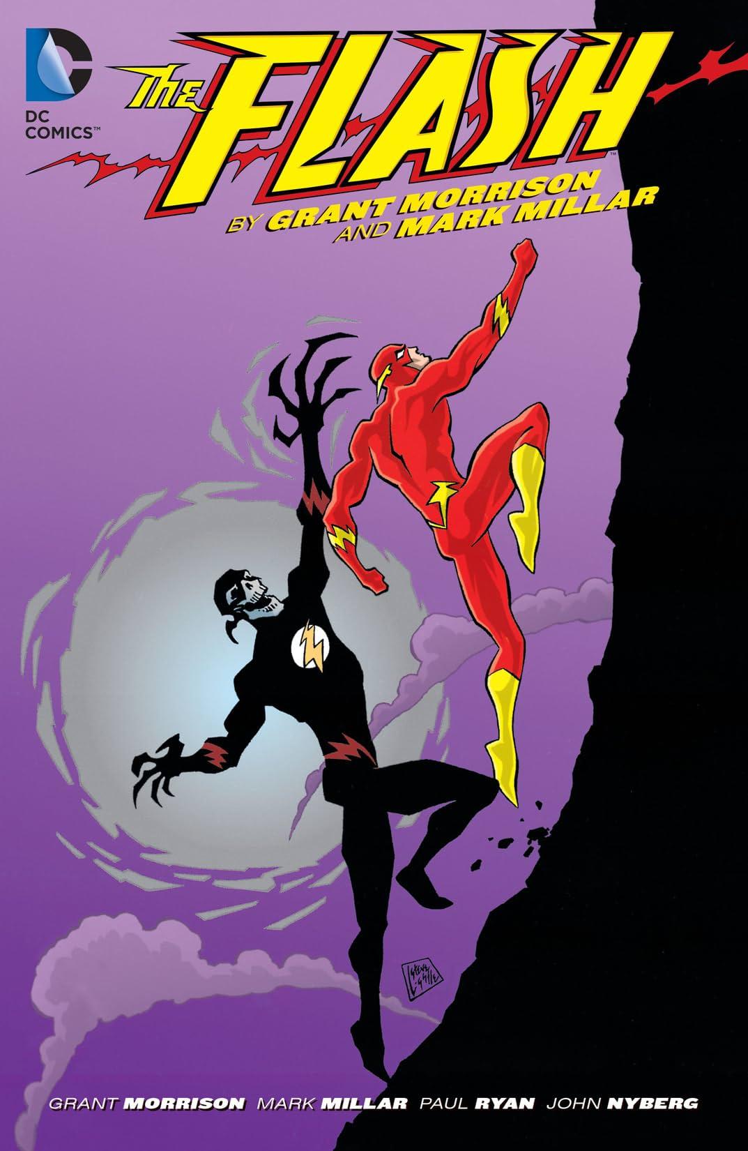 The Flash by Grant Morrison & Mark Millar