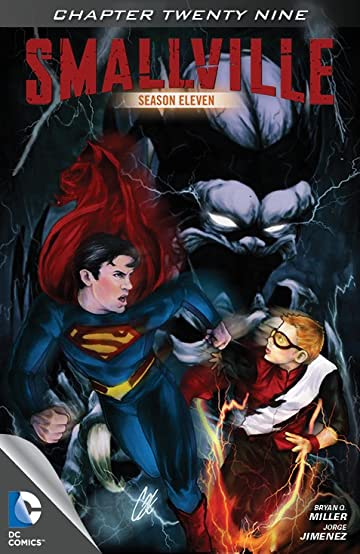 Smallville Season 11 29 Comics By Comixology