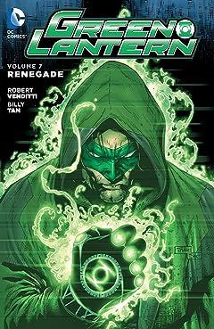 Green Lantern (2011-2016) Tome 7: Renegade