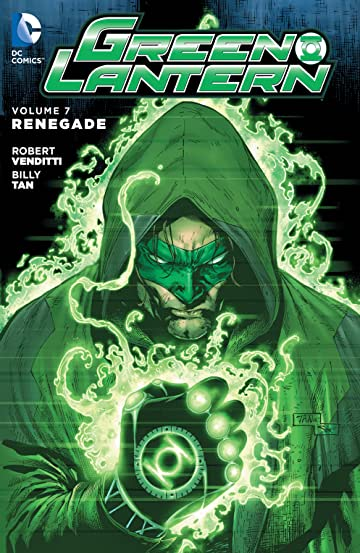 Green Lantern (2011-2016) Vol. 7: Renegade