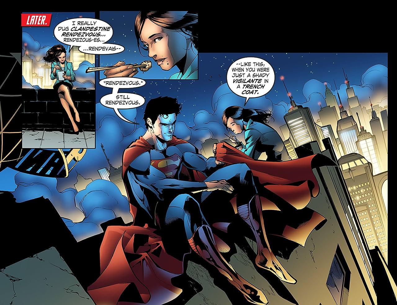 Smallville: Season 11 #31