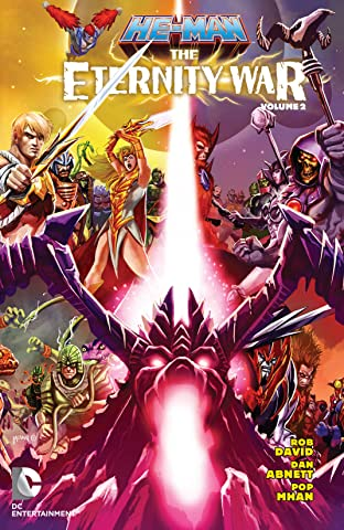 He-Man: The Eternity War (2014-2016) Tome 2