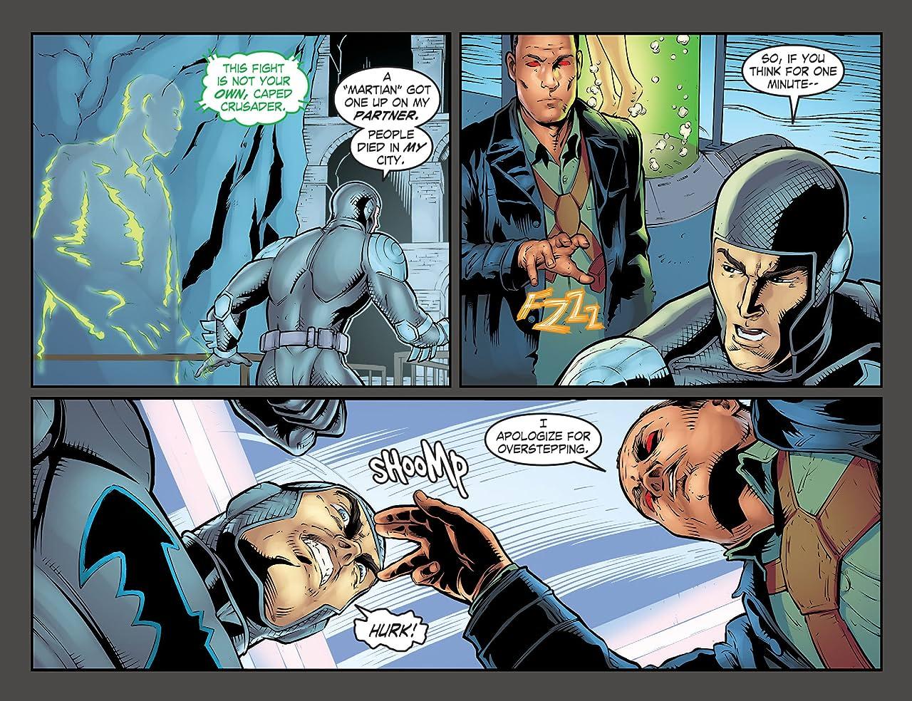 Smallville: Season 11 #32