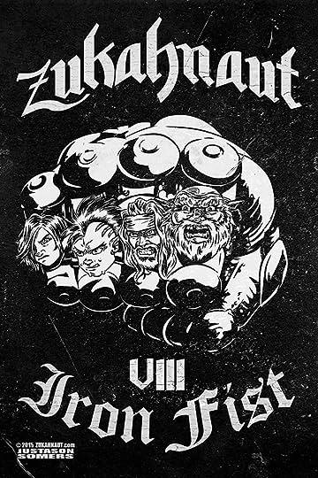 Zukahnaut #8