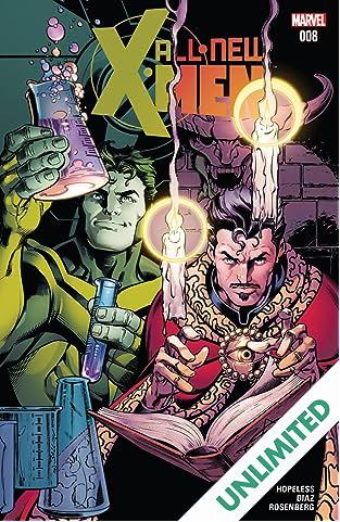 All-New X-Men (2015-2017) #8