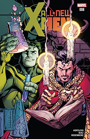 All-New X-Men (2015-) #8