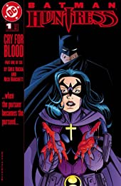 Batman/Huntress: Cry For Blood (2000) #3 (of 6) - Comics by