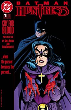 Batman/Huntress: Cry For Blood (2000) #1 (of 6)